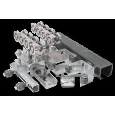 Комплект ЭКО6 для ворот до 500 кг и шириной проема до 4,3 метра.